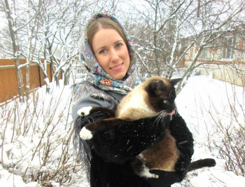 Выгул собак, передержка котов. Великий Новгород. - IMG_4580.jpg