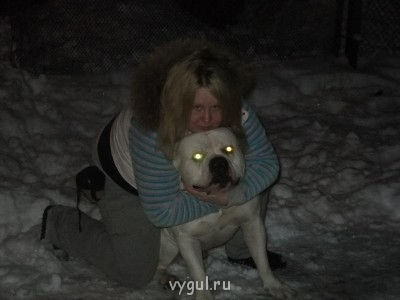 Выгул собак любых пород.САО - DSCF0693.JPG
